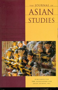 cover_J of Asian studies